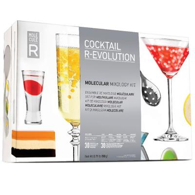 Kit esferificación Cocktail Molecular