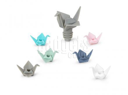 Marcador copas y tapón Umbra origami