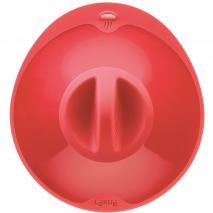 Tapa succió Lid 32 cm vermell
