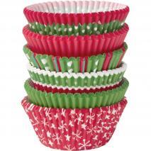 Papel cupcakes x150 tradicionales