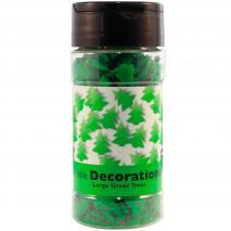 Sprinkles Árbol navidad verde 68 g