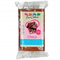 Fondant FunCakes sabor xocolata 250 g