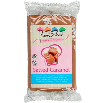 Fondant FunCakes sabor caramelo salado 250 g