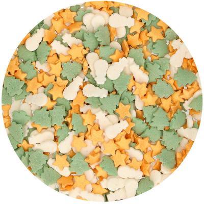 Sprinkles mezcla navideña 55g