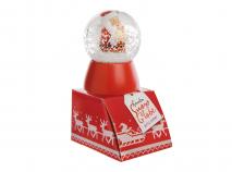 Tap stopper Santa Claus amb neu