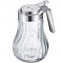 Dispensador de miel cristal 250 ml