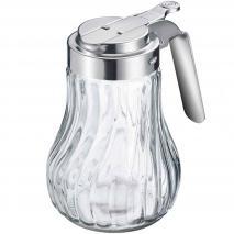 Dispensador de miel cristal 250 ml