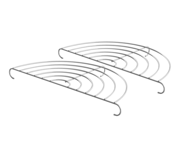 Plancha hierro fundido lisa pescado cuadrada 24 cm