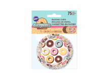 Papel cupcakes x75 Donuts