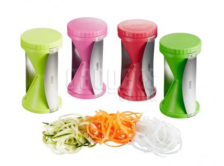 Cortador verduras Spirelli colores surtidos