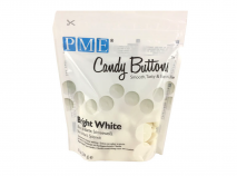Candy Melts PME Bot�n chocolate blanco brillante