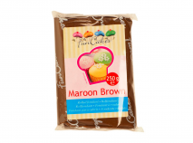Fondant Regalice 250 g Chocolate Marrón