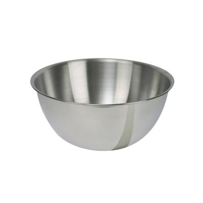 Bol mezclador acero inox