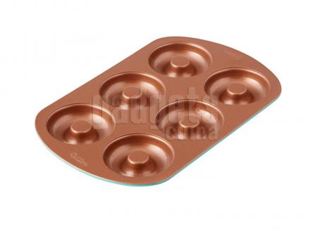 Molde donut Wilton 6 cav