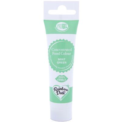 Colorante Pro Gel blister verde menta 25 g