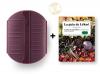 Kit Estuche vapor Lekue y Libro 10 Años (ESP)