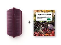 Kit Estuche vapor Lekue y Libro 10 A�os (ESP)