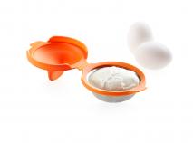 Molde cocedor huevos poché lekue