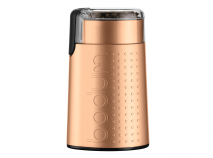 Molinillo caf� el�ctrico Bodum Bistro aluminio