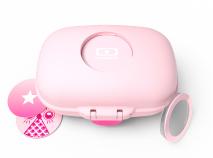 Fiambrera infantil Monbento Snack box retro color