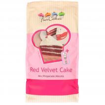 Preparado de Pastel Red Velvet 1 kg