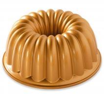 Molde pastel Nordic Ware Elegant Party Bundt gold