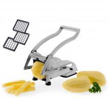 Cortador de patatas tres cuchillas acero