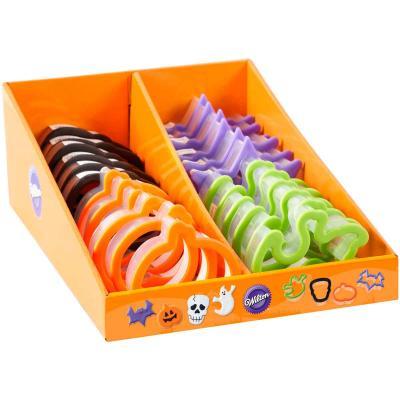 Cortador galletas Halloween display