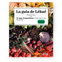"""Llibre """"La guía de Lékue"""" 10 anys (ESP)"""