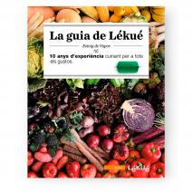 """Libro """"La guia de Lékue"""" 10 años (CAT)"""