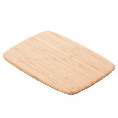 Tabla de cortar de bambú fina 35x25x0,8 cm