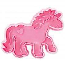 Tallador decorador unicorn 7 cm
