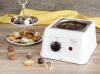 Máquina para fundir y temperar chocolate