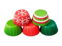 Paper mini cupcakes x150 Nadal