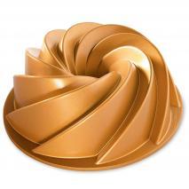 Molde pastel NordicWare Heritage Bundt gold 2,4 l