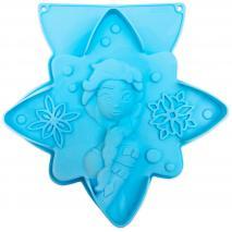 Motllo Frozen silicona 28 cm