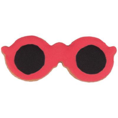 Cortador galletas Gafas 8 cm