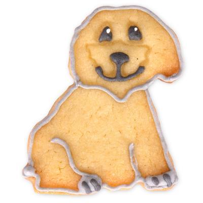 Cortador galletas Perro 5,5 cm