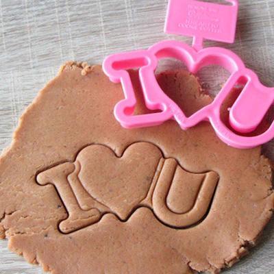 Cortador galletas Wilton San Valentín