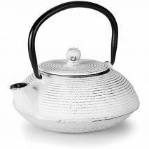 Tetera ferro fos Lacor blanca 500 ml