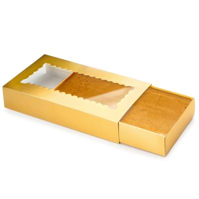 Caja para turrón
