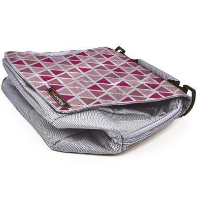 Bolsa fiambrera My lunch bag triángulos