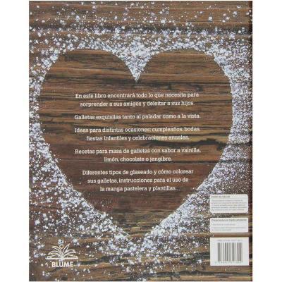Libro Biscuiteers El libro para decorar galletas