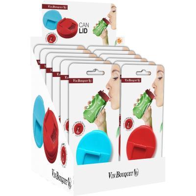 Tapón para latas de refresco