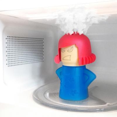 Limpiador microondas Fury Mama