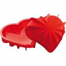 Molde corazón silicona Celebrate 20,5 cm