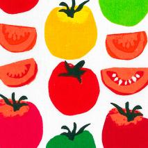 Paño de cocina 50x70 cm Studio Tomato sauce