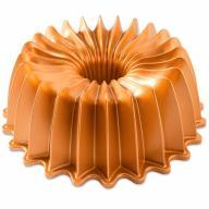 Motllo pastís bundt Nordic Ware Brilliance gold