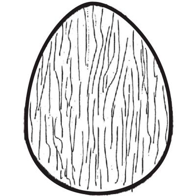 Molde Mona Pascua Huevo grabado lágrima