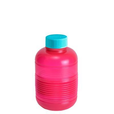 Botella plegable Squeasy 700ml Passion fúcsia